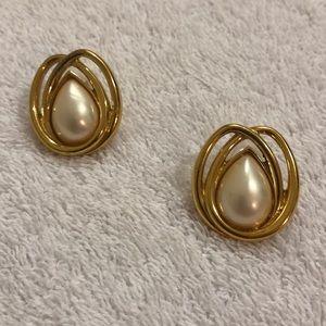 Trifari Earrings